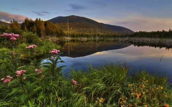 природа, summer, канада, gallery, день, коллекция, озеро, назад, ваше, оригинал