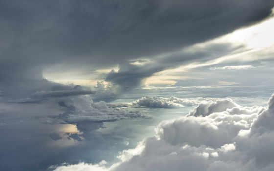 облака, небо Фон № 32262 разрешение 1920x1080