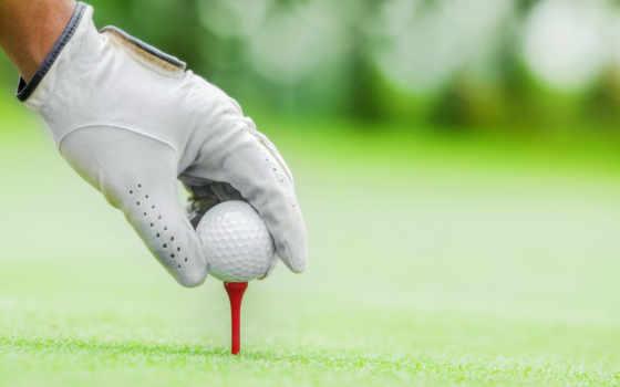 спорт, мяч, golf