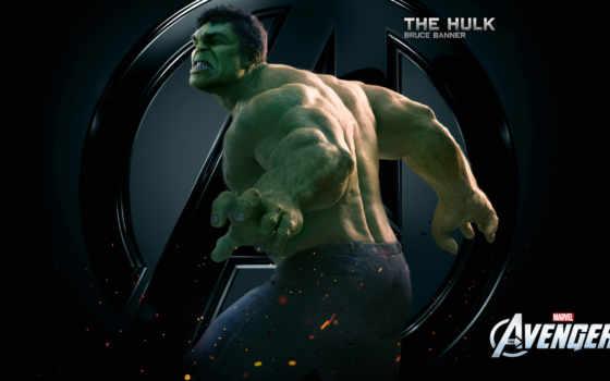 халк, мстители, hulk
