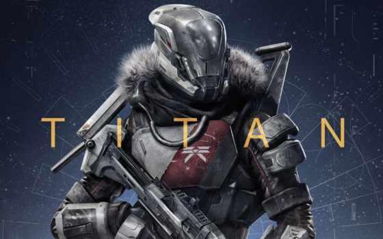 destiny, titan