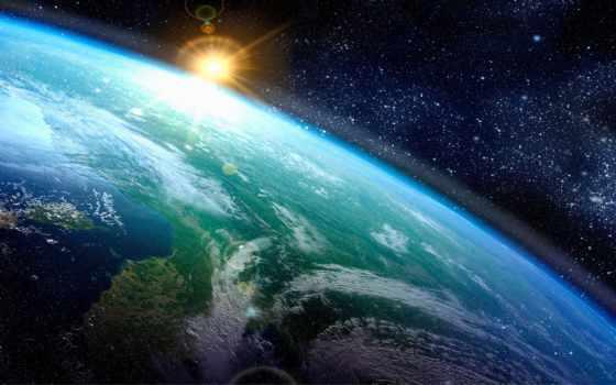 cosmos, страница, красивые, большой, качественные, земле, космоса,