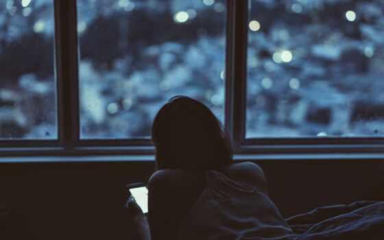 окно, human, женщина, силуэт, который, девушка, love, myself, фото