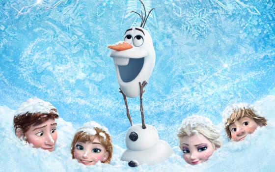 frozen, холодное, сердце, disney, reino, герои, walt, мультфильма, hielo, del,