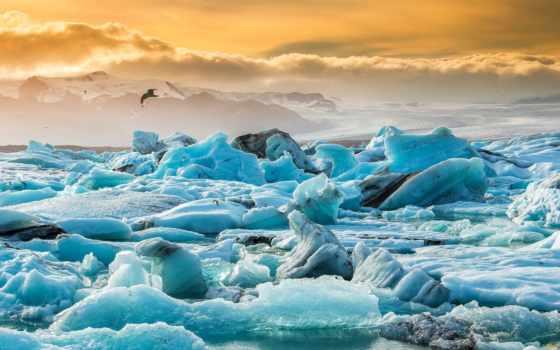 iceland, lagoon, iphone