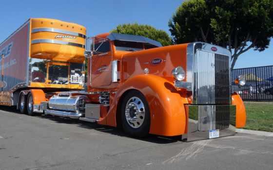 trucks, peterbilt, truck, pinterest, more, биг, custom, об, semi, wheeler,