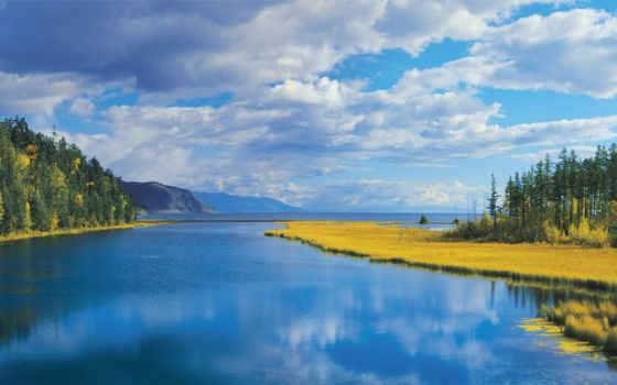 peace, горы, озеро, лес, осень, природа, trees, море, коллекция, река,