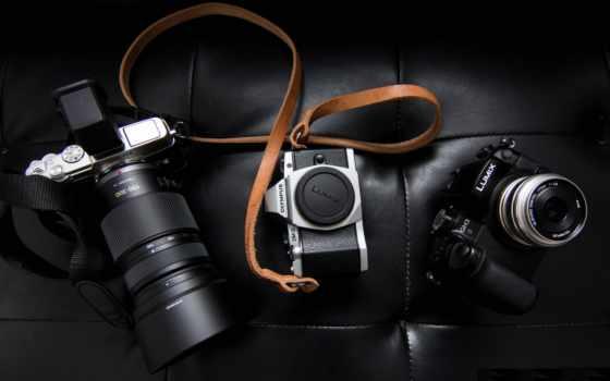 lumix, фотоаппарат
