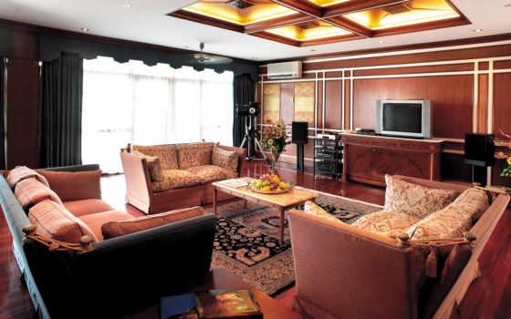 room, living Фон № 479 разрешение 1920x1200