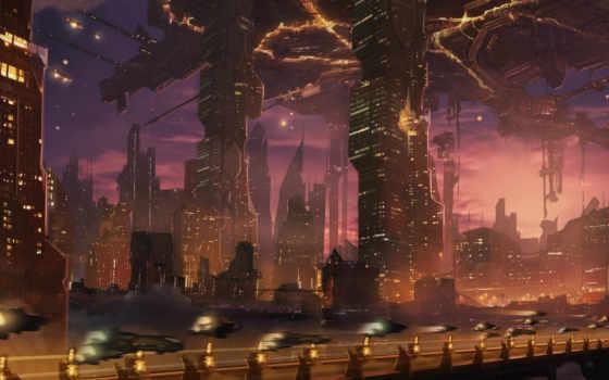 будущего, gorod, города