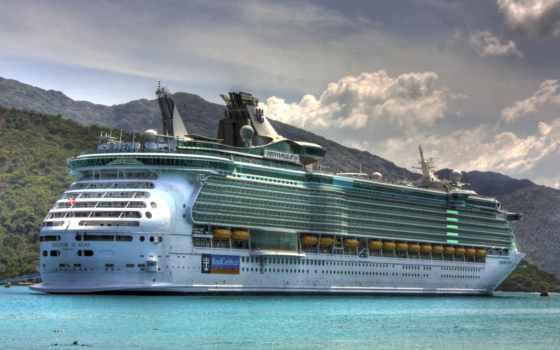 seas, caribbean, royal, freedom, cruise, корабль, best,