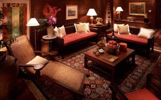 гостиная, интерьер Фон № 18099 разрешение 2000x1328