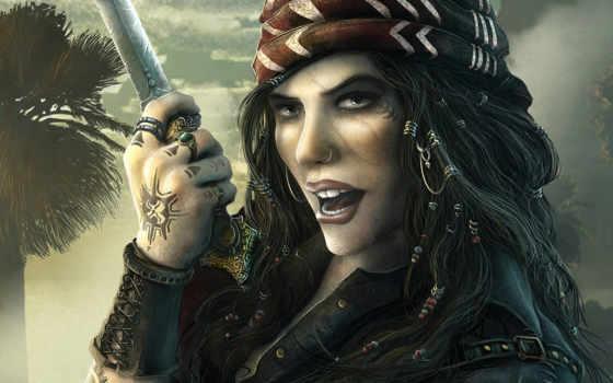 pirate, татуировка