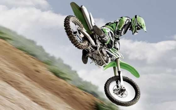 мото, тэги, прыжок, мотоцикл, kawasaki, прыжки, триал, байк, спорт, разделе, kx, новый, mota,