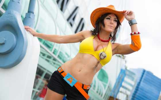 cosplay, toy, story, jessie, anime, nigri, джессика, девушка, шляпа,