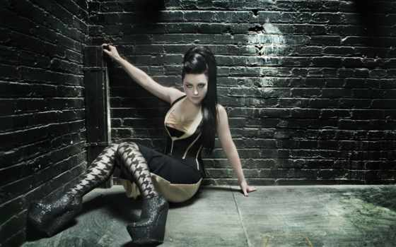 lee, singer, amy, rock, brunette, evanescence, музыка, pinterest, девушка,