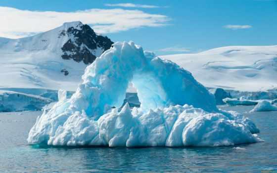 north, winter, антарктида, море, антарктида, iceberg,