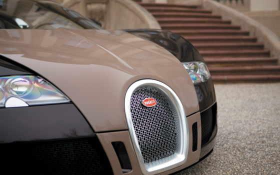 bugatti, бейдж, veyron, ступеньки, против, house, radiator, фары, imgator,