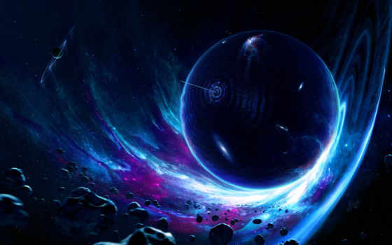 межзвездный, космос