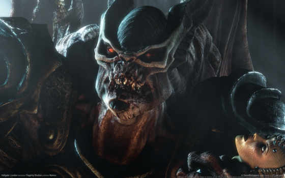 hellgate, london, демон