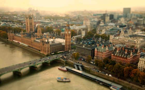 бен, london, фотографий, здания, февр, ук, дома, город, томас,