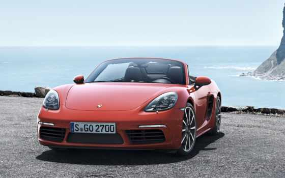 porsche, boxster, янв, обзор, car, new, top, картинка, officially,