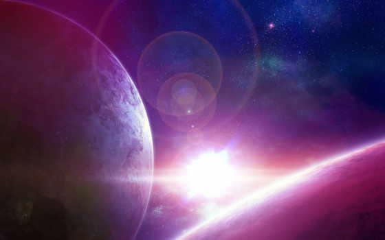 , звезды, солнце, планеты,