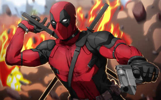 deadpool, серия, marvel, animated, glover, https,