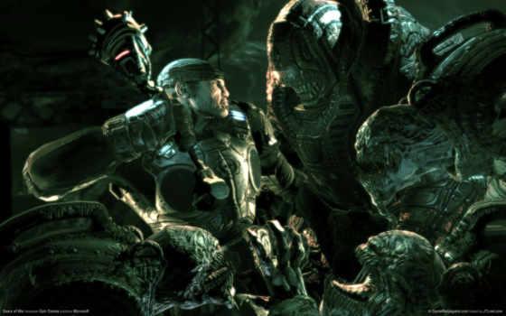 gears, war, чудовище, фантастика, фэнтези, with, combat, монстры, را, games, agaisnt, free, картинка, рисунки, game,