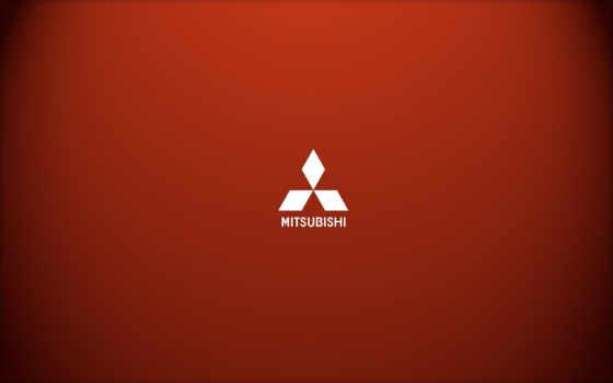 mitsubishi, лого Фон № 18862 разрешение 1920x1200