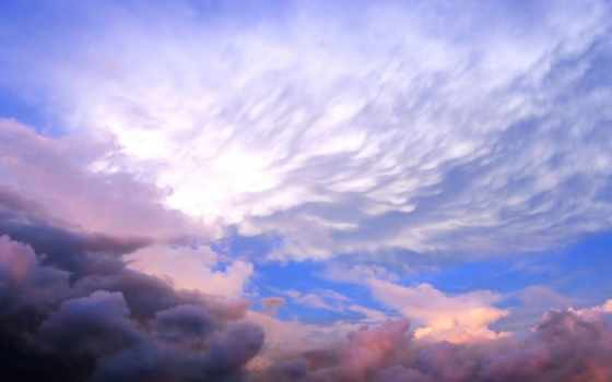 облака, небо Фон № 32168 разрешение 1920x1080