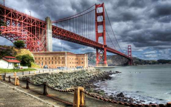 мост, san, york