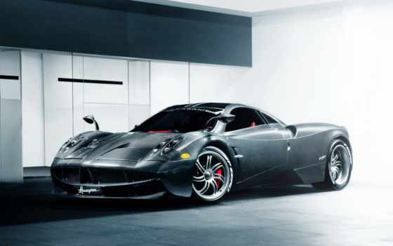 pagani, huayra, preview, взгляд, side, abyss, desktop,