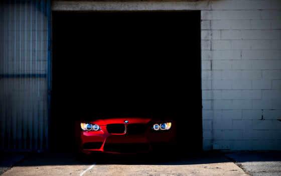bmw, фары, гараж, машина, тюнинг, суперкар, фотки,