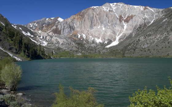 water, горы, озеро, full, бурги, горные, природа, значения, convict,