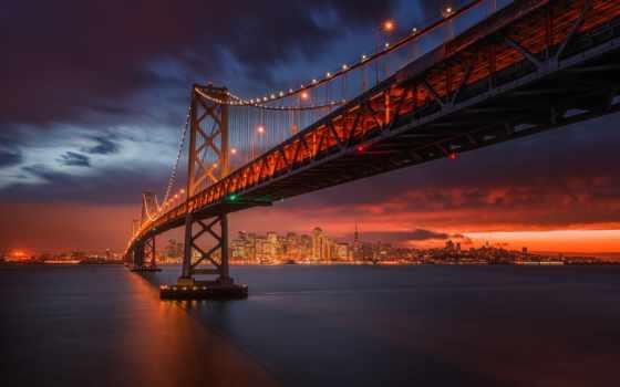 коллекция, francisco, sana, широкоформатные, картинок, города, мост, мосты, desktopwallpape, золотые,