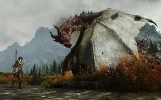 art, драконы