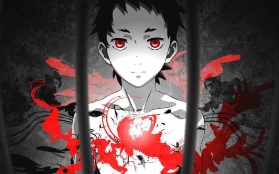 смертников, чудес, country, anime, deadman, wonderland,