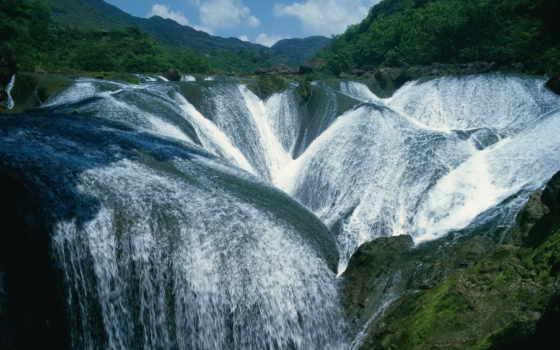 водопад, водопады, красивые, без, природа, регистрации, water, мира,