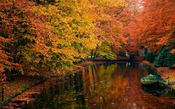 осень, листва, природа, природы, осенняя, everything, компьютера, water, осенние, wpapers,