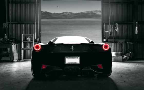 ferrari, italia, black, high, pinterest,