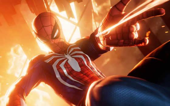 паук, мужчина, marvel,