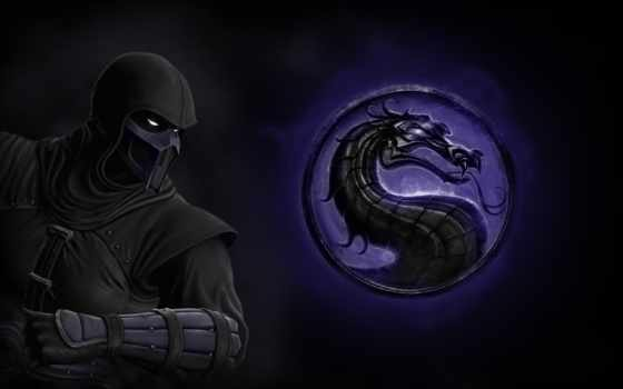 mortal, kombat, дракон, мортал, комбат, игра, noob, saibot, картинка, wallpaper, картинку, wallpapers,