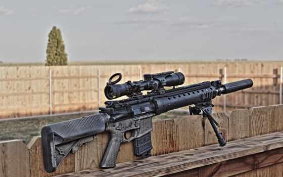 снайперка на базе ar-15