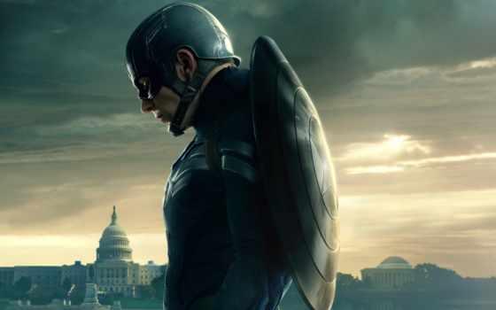 captain, america, avenger
