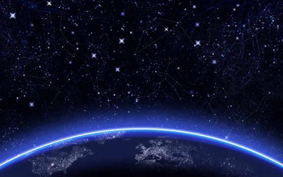 небо, свечение, планеты, cosmos, созвездия, фоны, звезды,