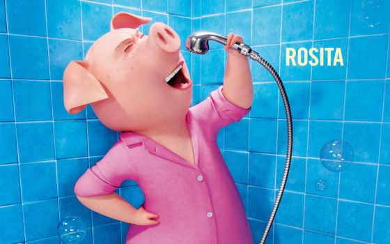 sing, movie, зверопой, грн, trailer, фильма, плакат, сниматься, posters,