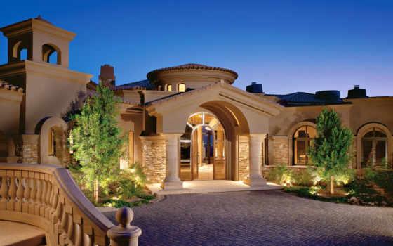 luxury, home, story, single, plan, house, фронтовой, architecture, plans,