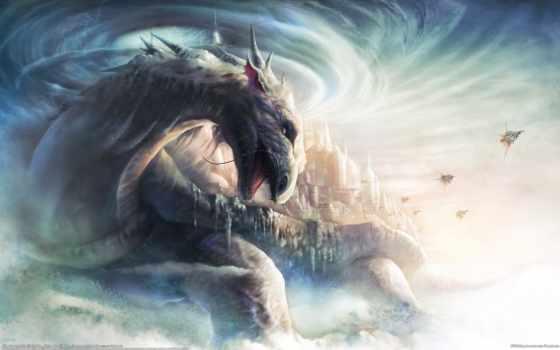 дракон, free, desktop, www, картинка,