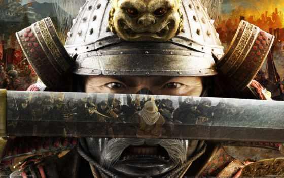 самурай, японские, take, обязались, вдохов, протяжении, решения, total, shogun, war, случае,